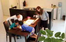 豊田の家族たち:写真1